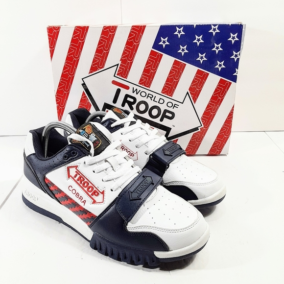 troop cobra 2 trainers for sale